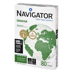 REPRO NAVIGATOR 80GR BLANC A4 BL171 OP95 - prix dégressif par 5000
