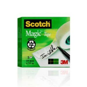 BANDE ADH 3M MAGIC 810 19MM/33M