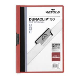 DURACLIP 30 ROUGE