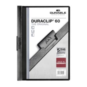 DURACLIP 60 BLACK