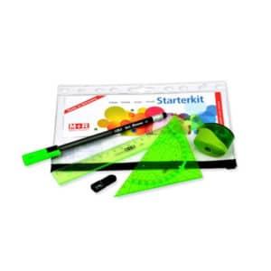STARTERKIT M+R GREEN/ORANGE