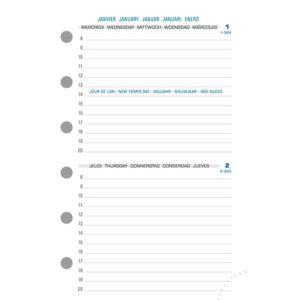 AGENDA EXA14 2 JOURS PAR PAGE