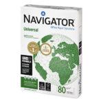 PAPIER IMPRESSION  NAVIGATOR 80GR A4 / 10.000FLS