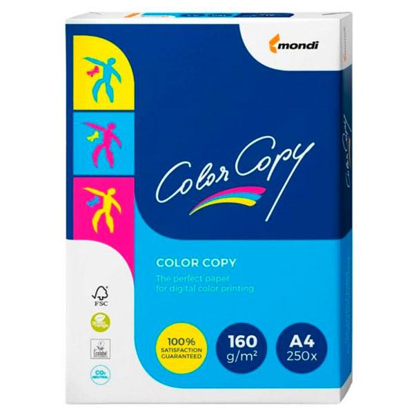 papier blanc pour imprimantes laser couleur. Colorcopy garantit des images très précises et des cou